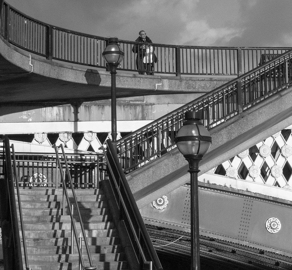 Escalier londonien