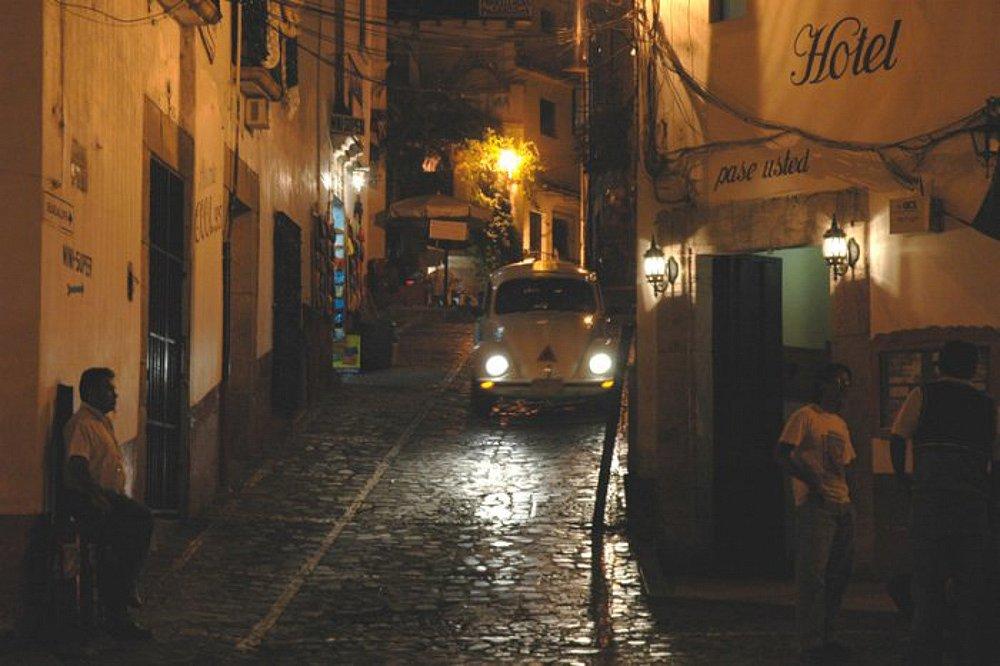 Rue de Patzcuaro