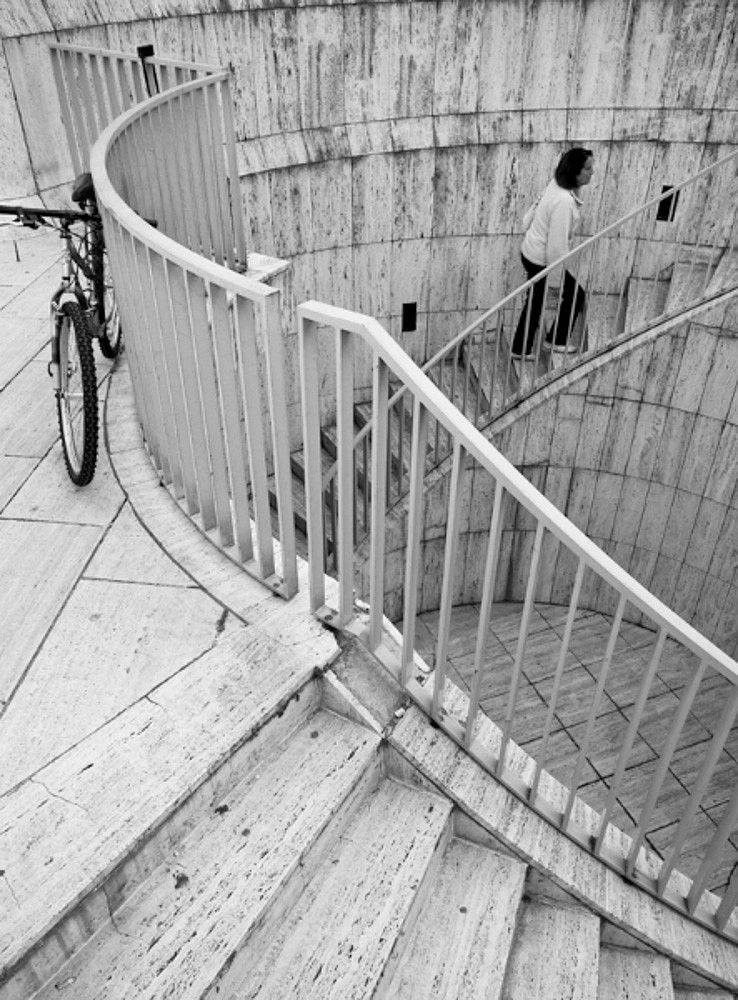 Escalier de la Défense