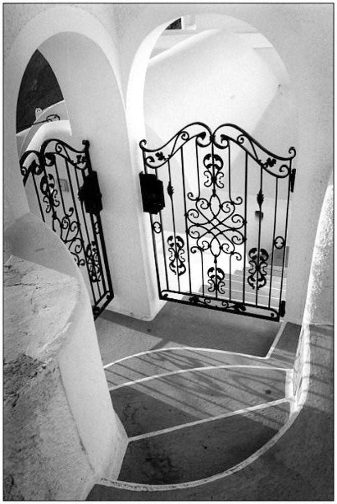 Portillons de Santorin