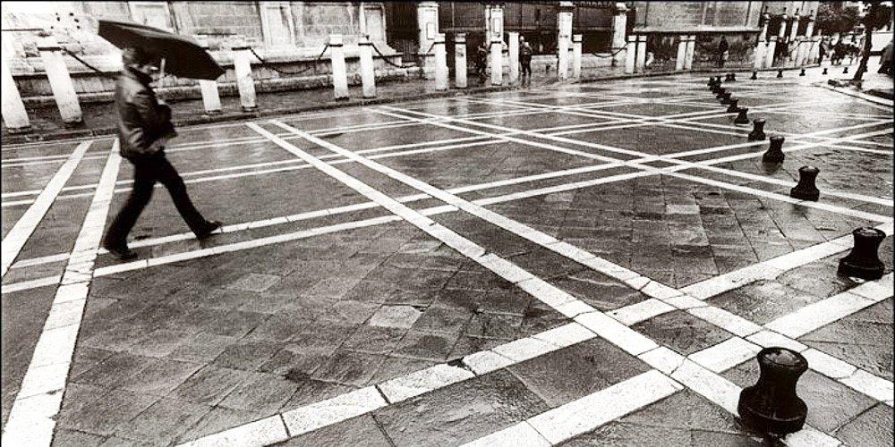 Sous la pluie andalouse